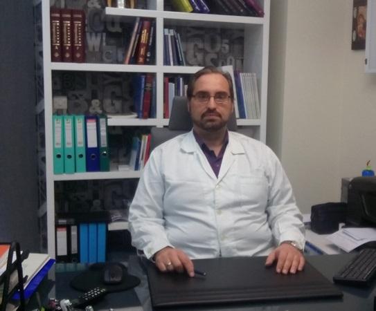 Βιογραφικό-Παρίσης Χρυσοβαλάντης, Πνευμονολόγος - Φυματιολόγος, Θεσσαλονίκη